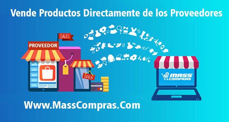 Vende Productos Directamente de los Proveedores