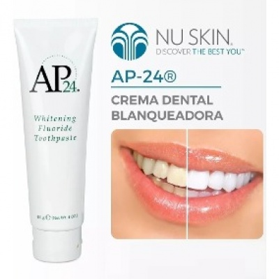 Blanqueador AP 24® Whitening Flouride Toothpaste