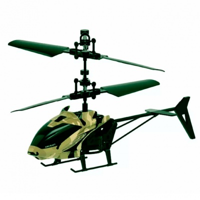 Helicóptero de inducción de detección remota